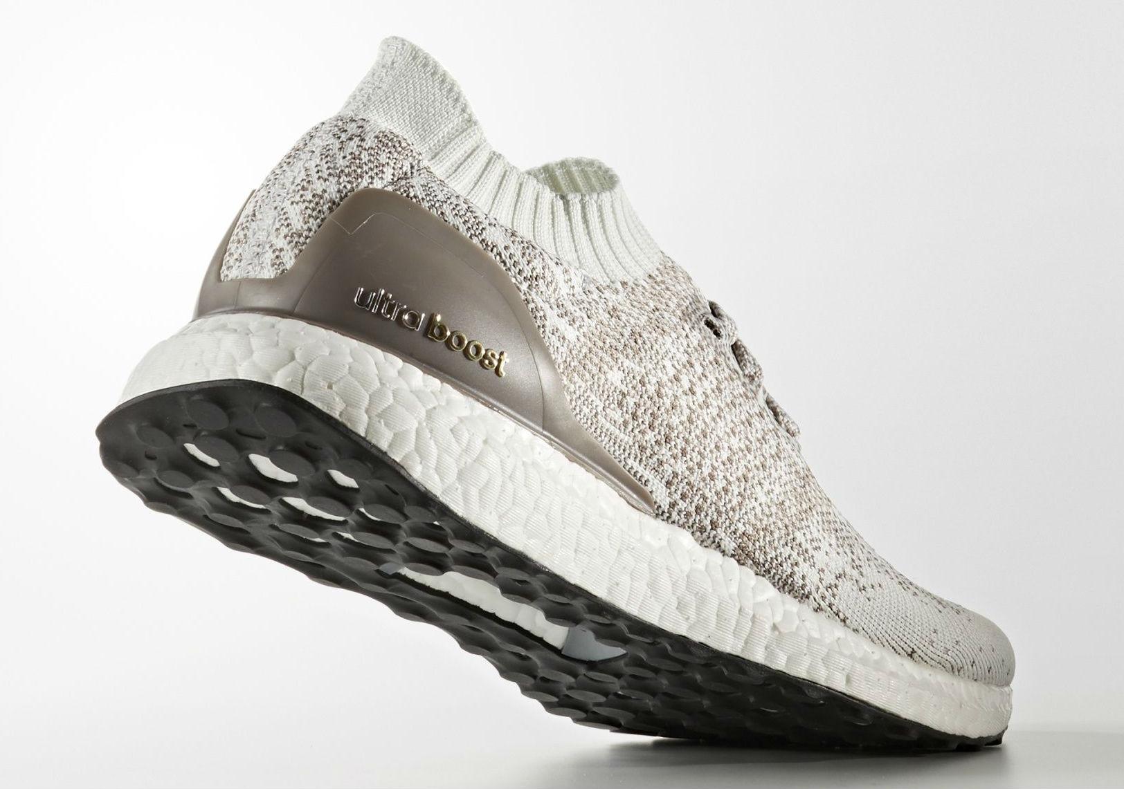 Hypebeast x Adidas ultra impulso bacds uncaged negro gris blanco