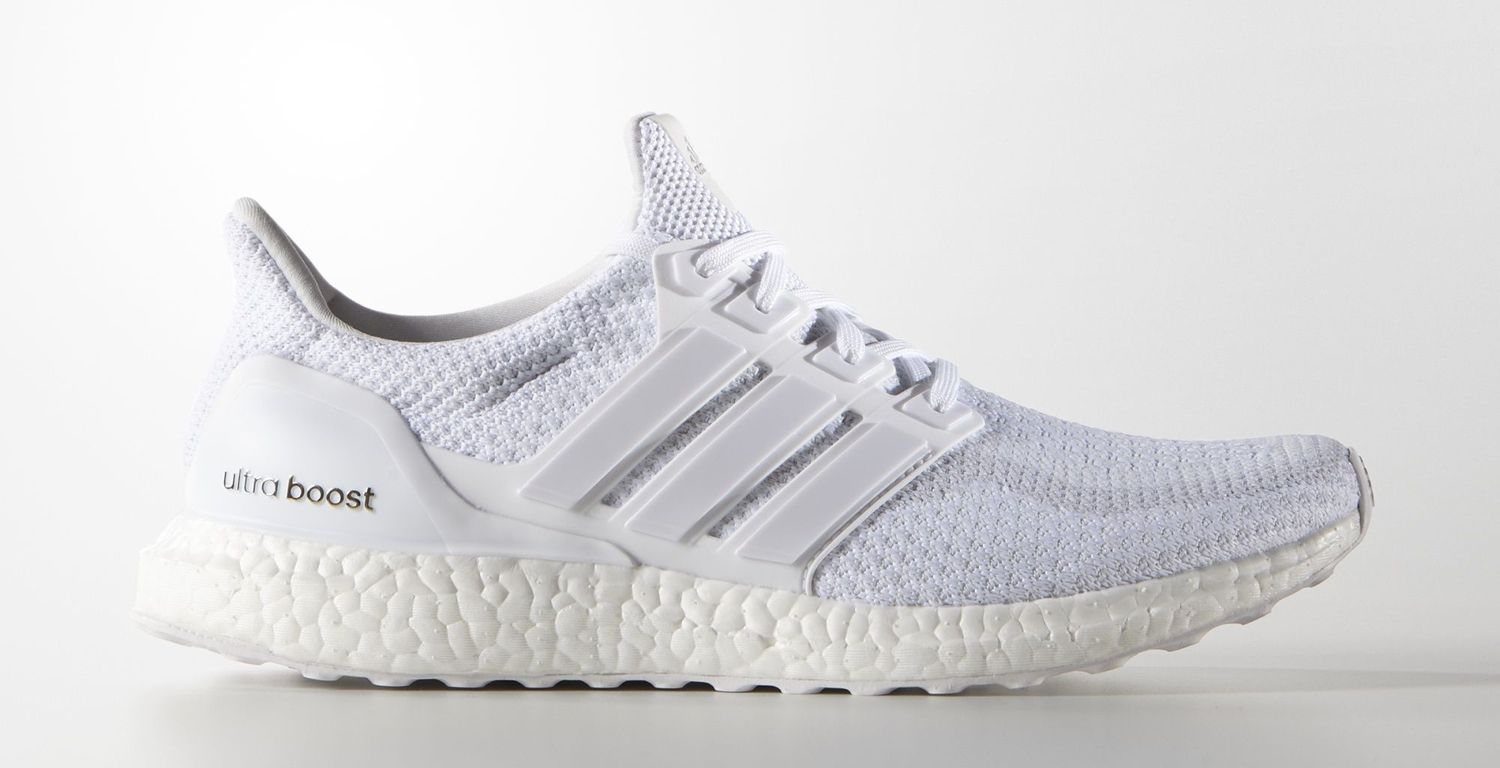 white adidas ultra boost 2 0 sole collector. Black Bedroom Furniture Sets. Home Design Ideas