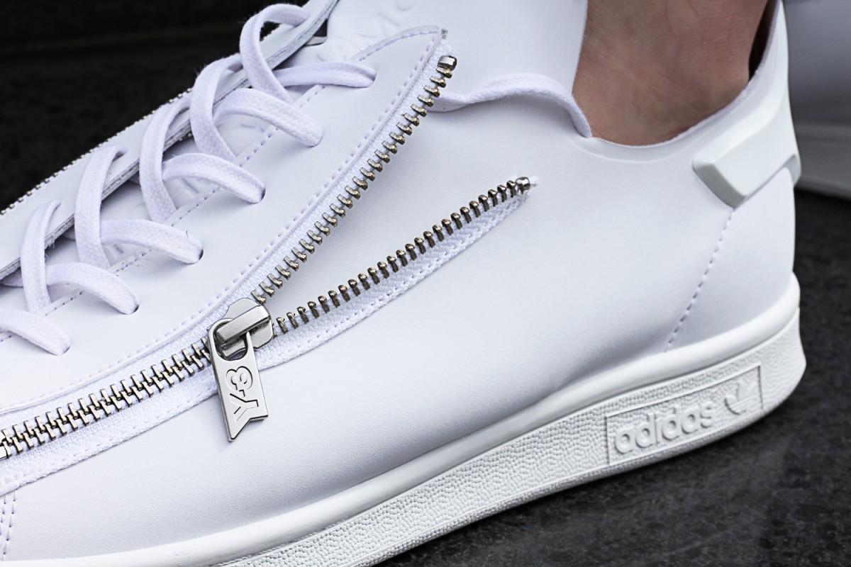 adidas y3 zipper star