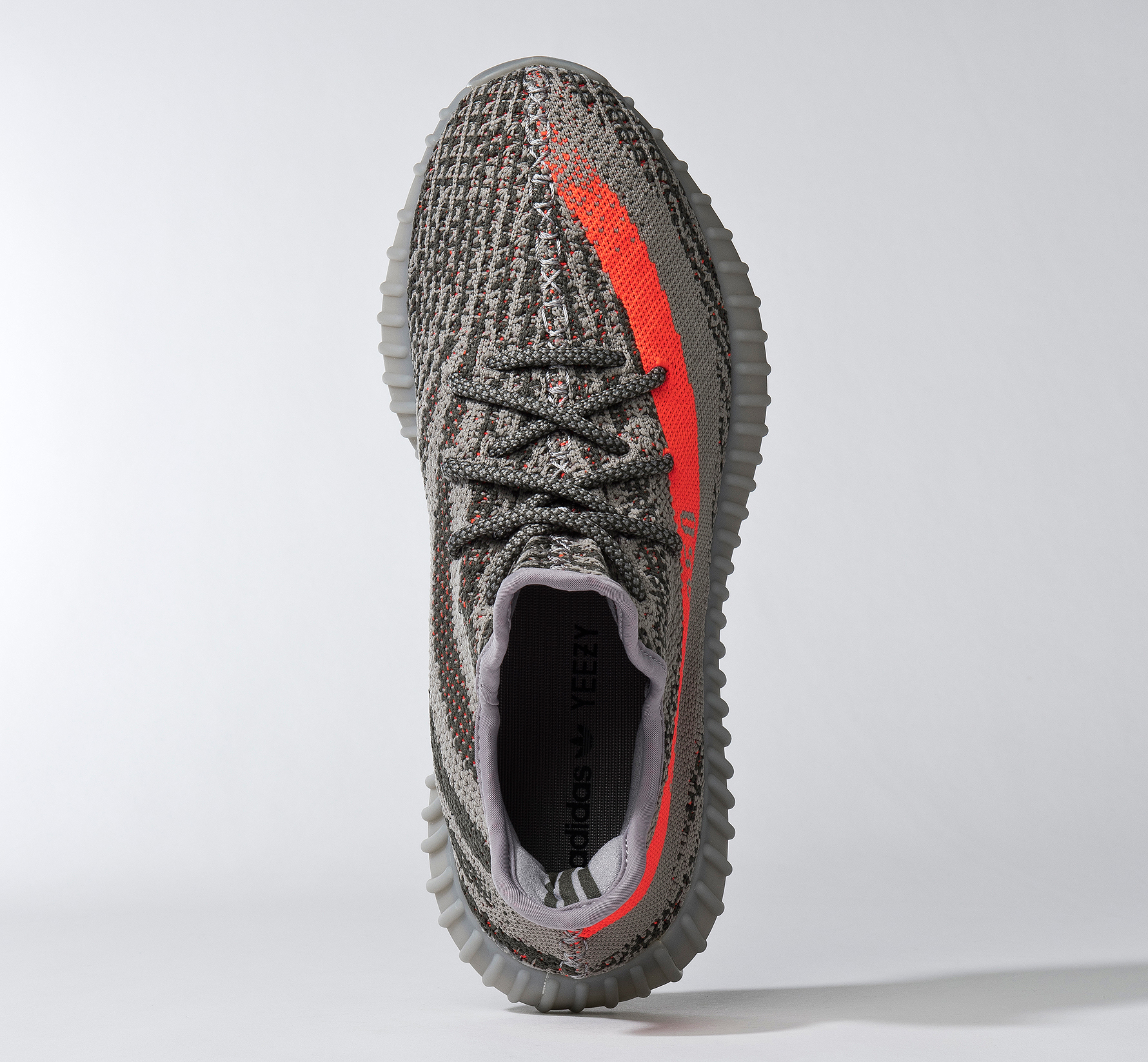 Adidas Yeezy 550 Boost SPLY 350 'Gray Orange'
