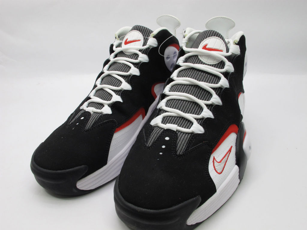 Nike Air Flight One White Black Red Chicago Bulls 538133-101 (4)