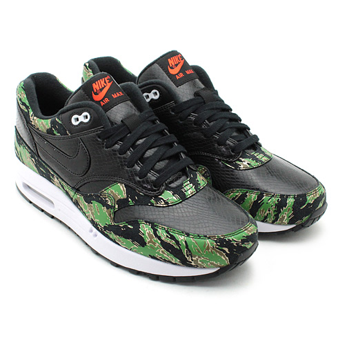 Atmos x Nike Air Max 1 'Tiger CamoSnake' (by