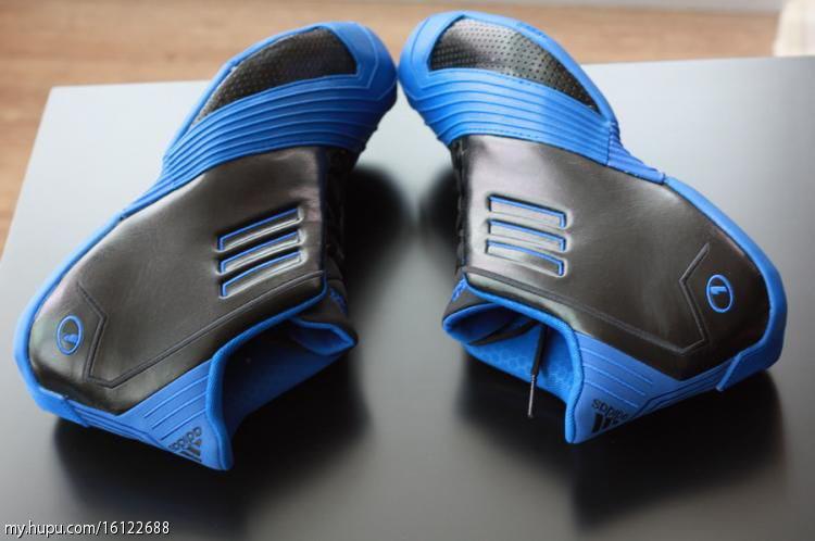 adidas TMAC 1 - Black/Royal | Sole