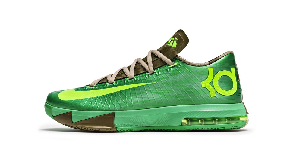 Nike Official Sole - Kd Images Vi Collector