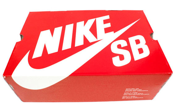Nike SB Set To Debut Red Shoe Box This Summer  b1daf6633
