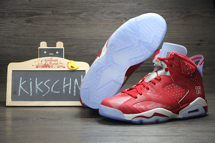 Air Jordan VI 6 Slam Dunk 717302-600 (5)