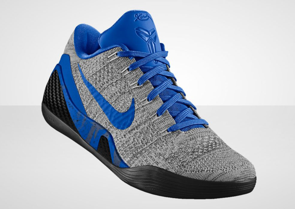 Customize the Kobe 9 Elite Low on NIKEiD | Sole Collector