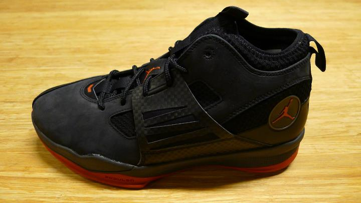 Jordan CP3.IV Advance - Black/Varsity Red
