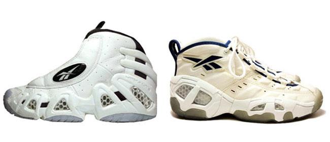 Old School Basketball Shoes Reebok