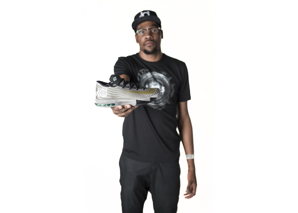 Nike KD 6 Precision Timing for Kevin Durant