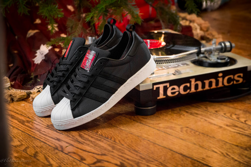 Keith Haring x RUN DMC x adidas Originals Superstar 80s Packer Shoes Launch Event (9)