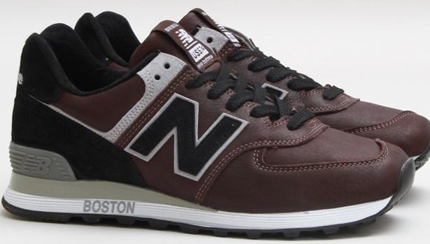 New Balance 574 Brown/Black