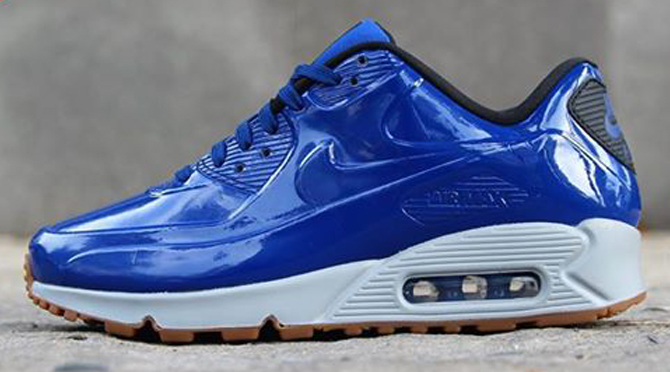 air max blue sole