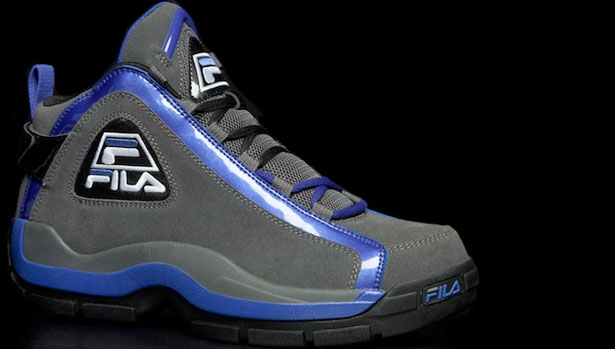 Fila 96 Pewter/Black-Royal Blue