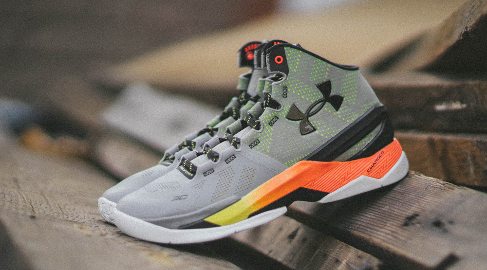 Under Armour Curry Two Giveaway