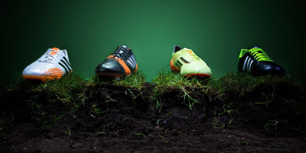 adidas Unveils Earth Pack Cleat Collection (1)