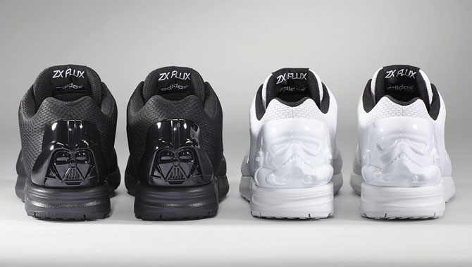 Star Wars Sneakers >> May The Force Be With You A Brief History Of Star Wars