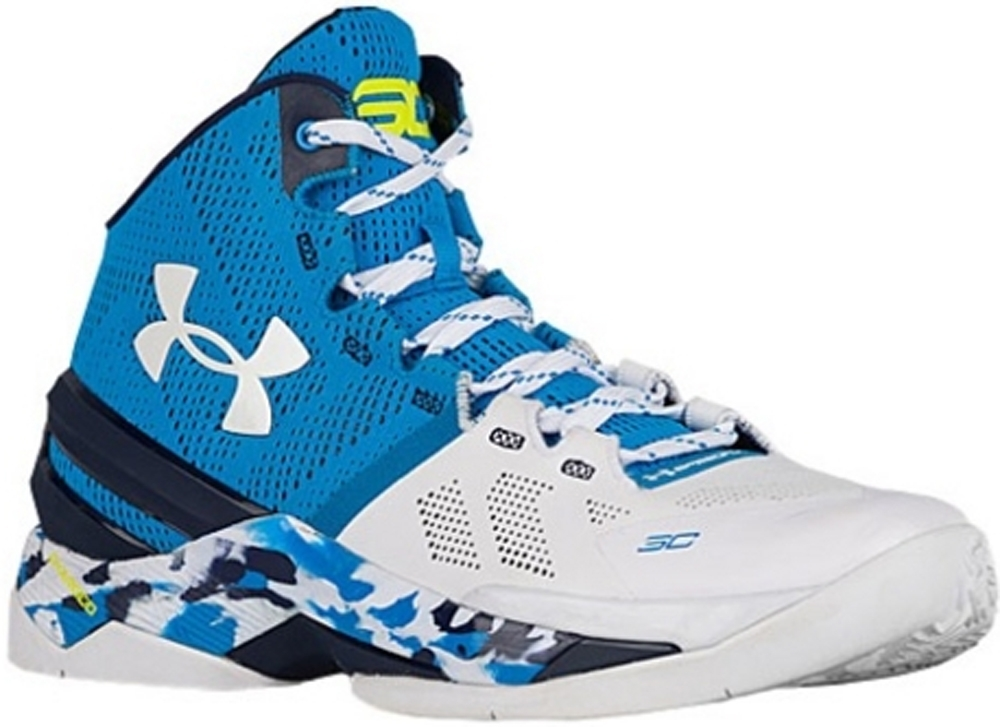 Under Armour Curry 2 Haight Street