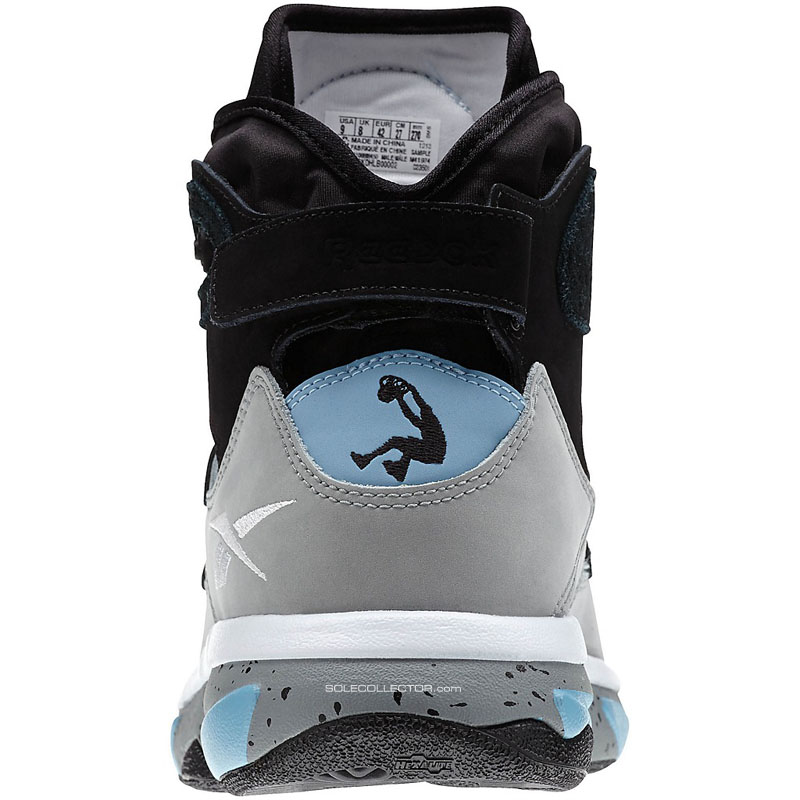 Reebok Instapump Shaq Attaq 4 Grey/Black-Blue (4)
