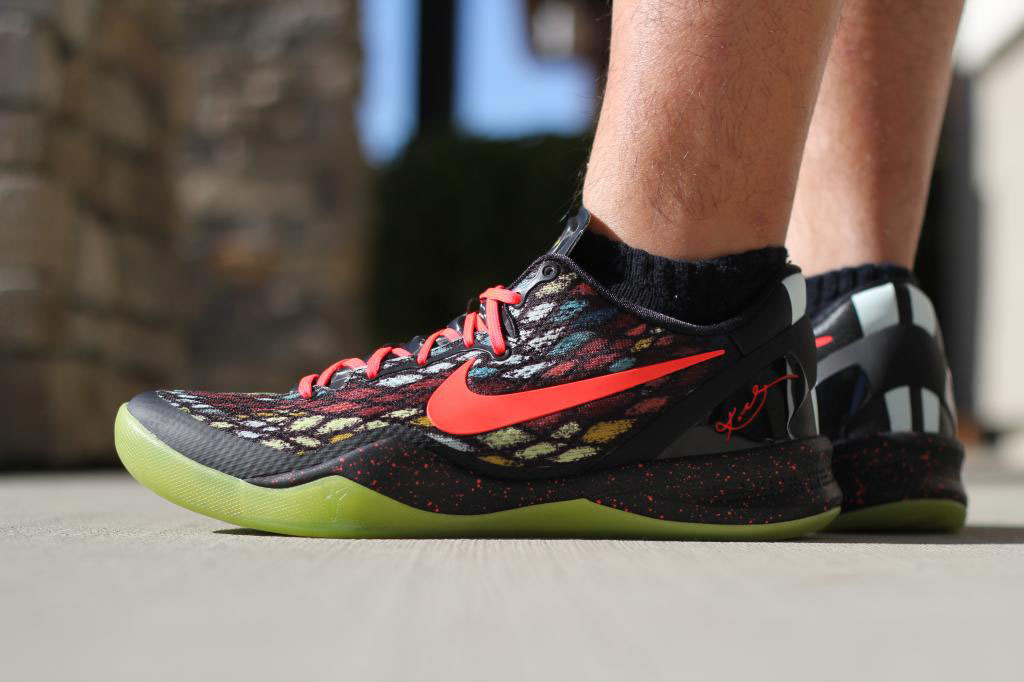 Spotlight // Forum Staff Weekly WDYWT? - 11.16.13 - Nike Kobe 8 Christmas by MJO23DAN