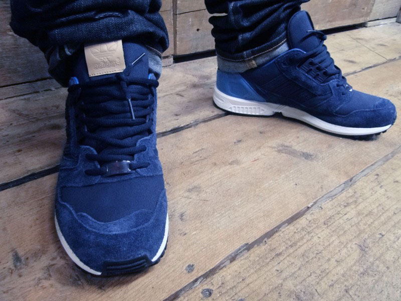 adidas Originals ZX 8000 Dark IndigoPool Blue | Sole