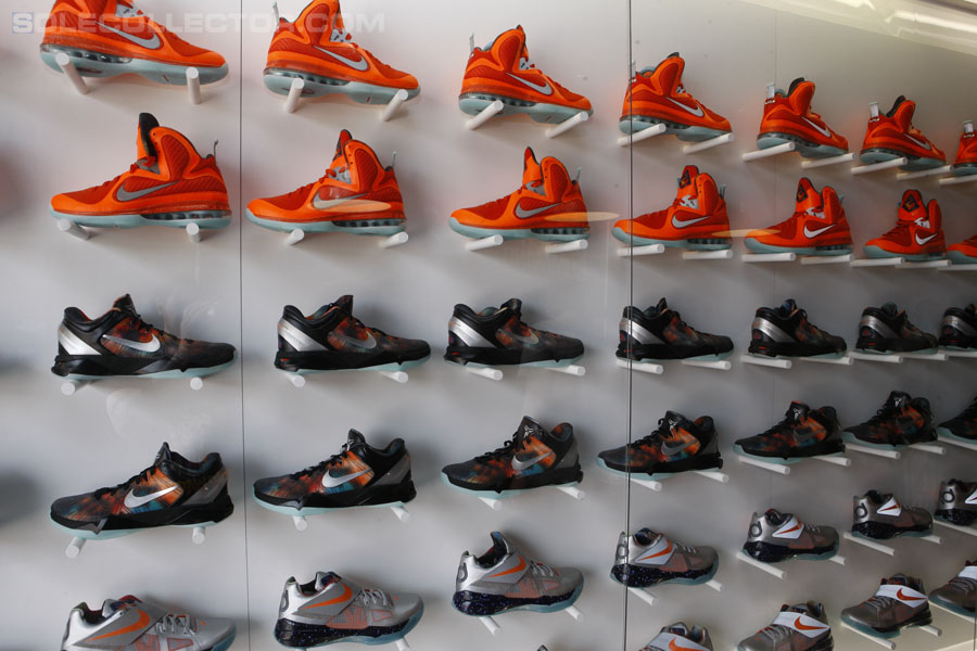Nike Basketball s Galaxy Tunnel At The House of Hoops Orlando  3958b115a6a1