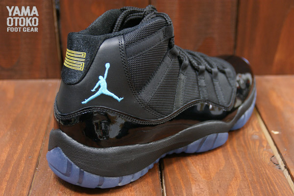 separation shoes e850d 78656 Air Jordan 11 Retro - Gamma Blue - New Images | Sole Collector