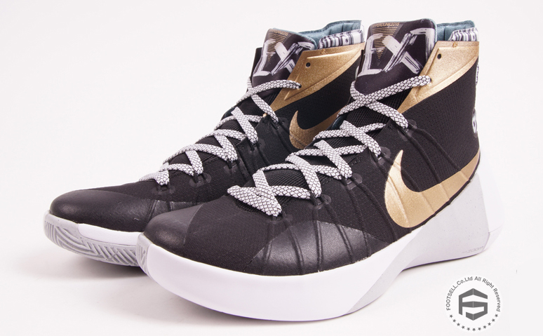 sale retailer 3a113 6e63e This Nike Hyperdunk 2015 Is Just for LA