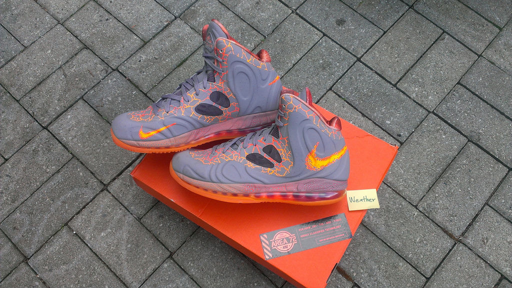 Spotlight // Pickups of the Week 6.2.13 - Nike Air Max Hyperposite Area 72 by Weather