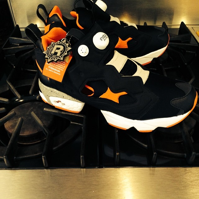 Swizz Beatz Picks Up Highs & Lows x Reebok Pump Fury Frogman