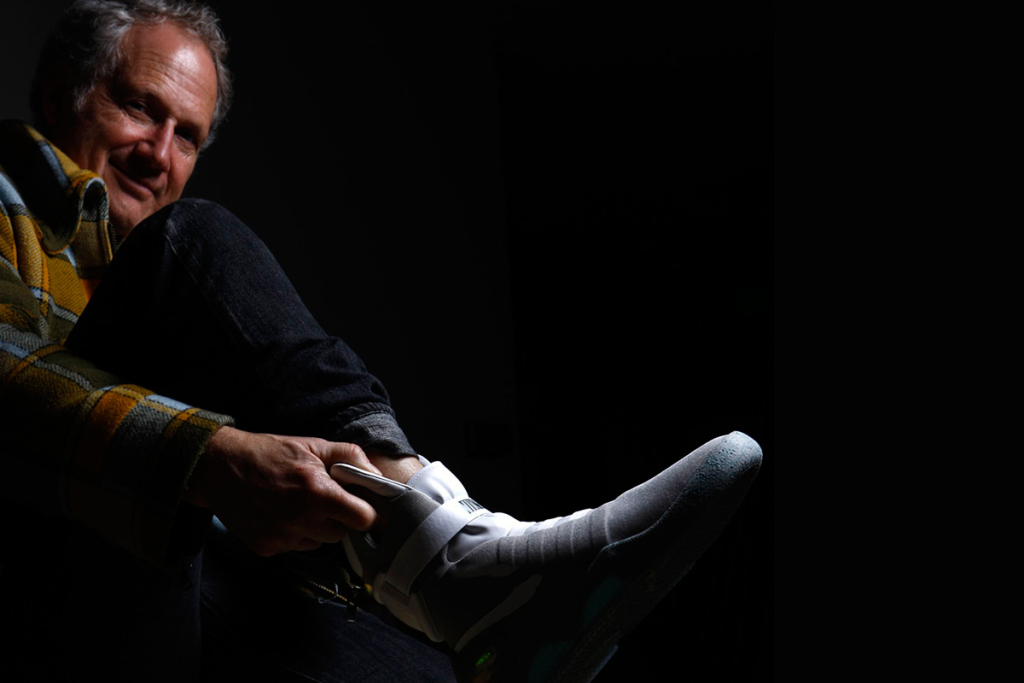 5e55177a 15 Times Tinker Hatfield Proved He's a Sneakerhead Too | Sole Collector