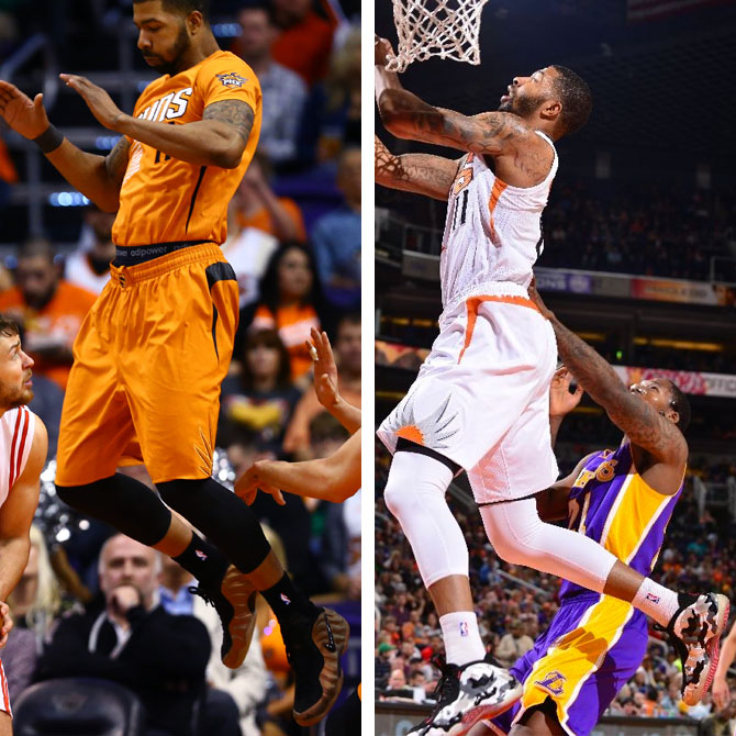 #SoleWatch NBA Power Ranking for January 25: Markieff Morris
