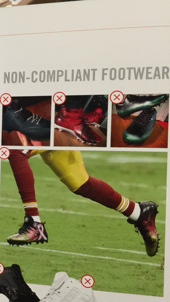 Nike Threatens to Kill Contracts of Athletes Customizing Their Sneakers 7ef93ebb6