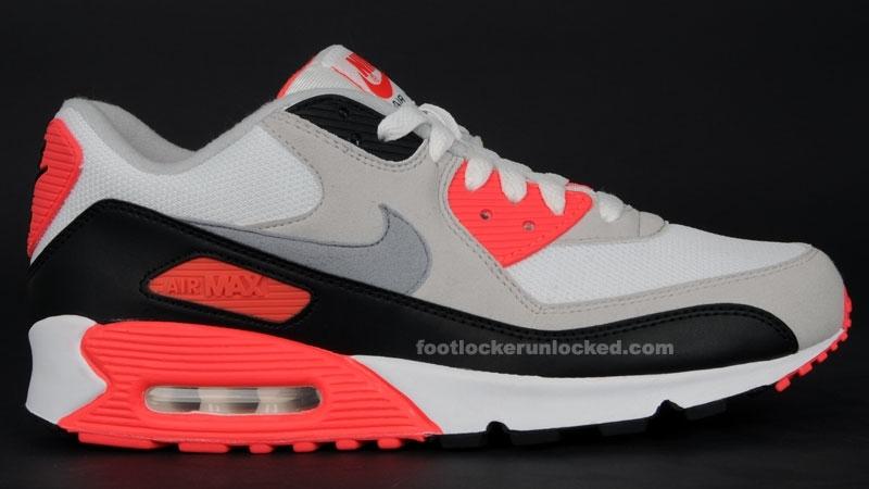 air max 90 ultra infrared foot locker