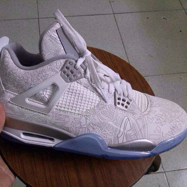 differently 8867d e980a Air Jordan 5Lab4 White Laser