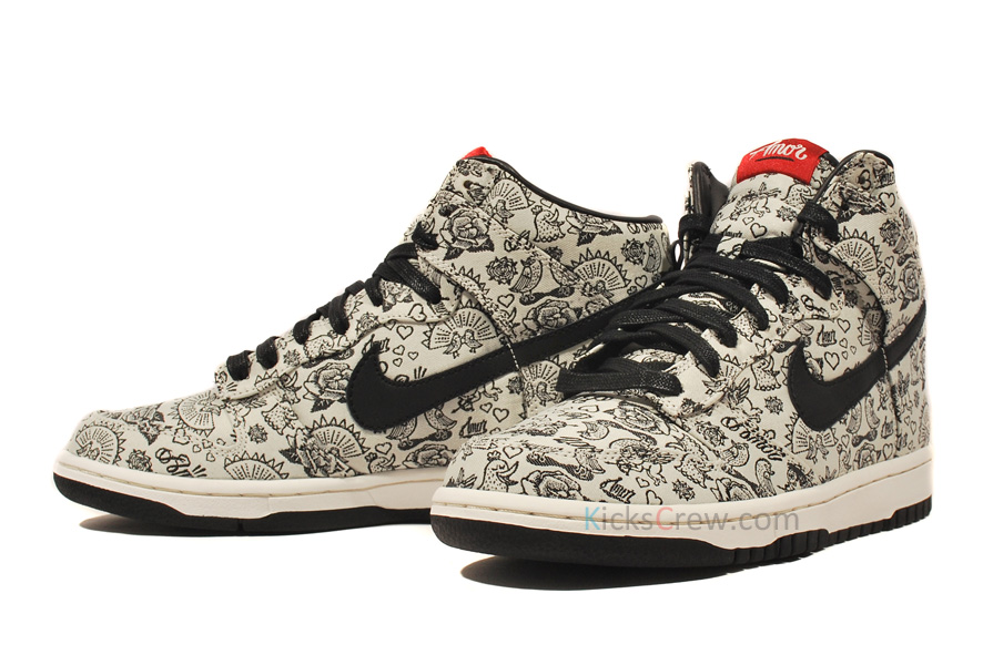 buy popular 889f3 d3898 Nike WMNS Dunk High Valentine's Day QS -