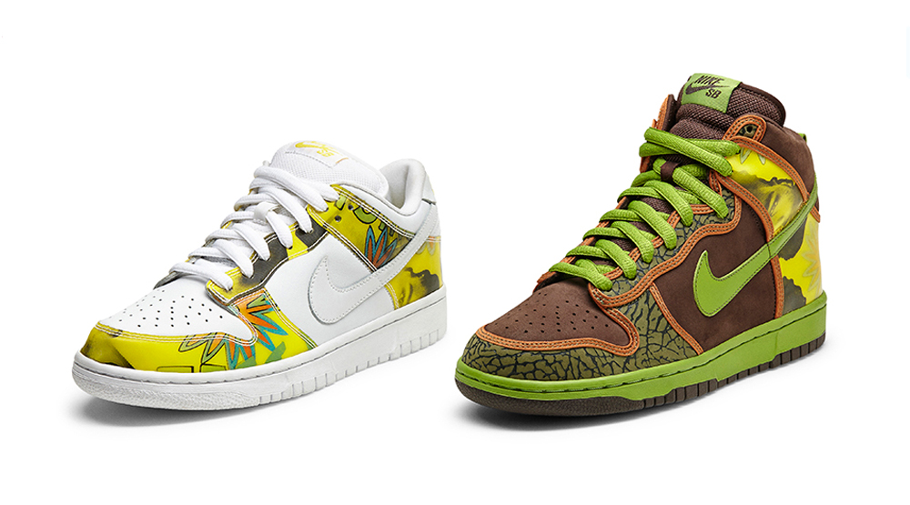 reputable site fbddc 21256 Nike Honors the Original De La Soul Dunks   Sole Collector