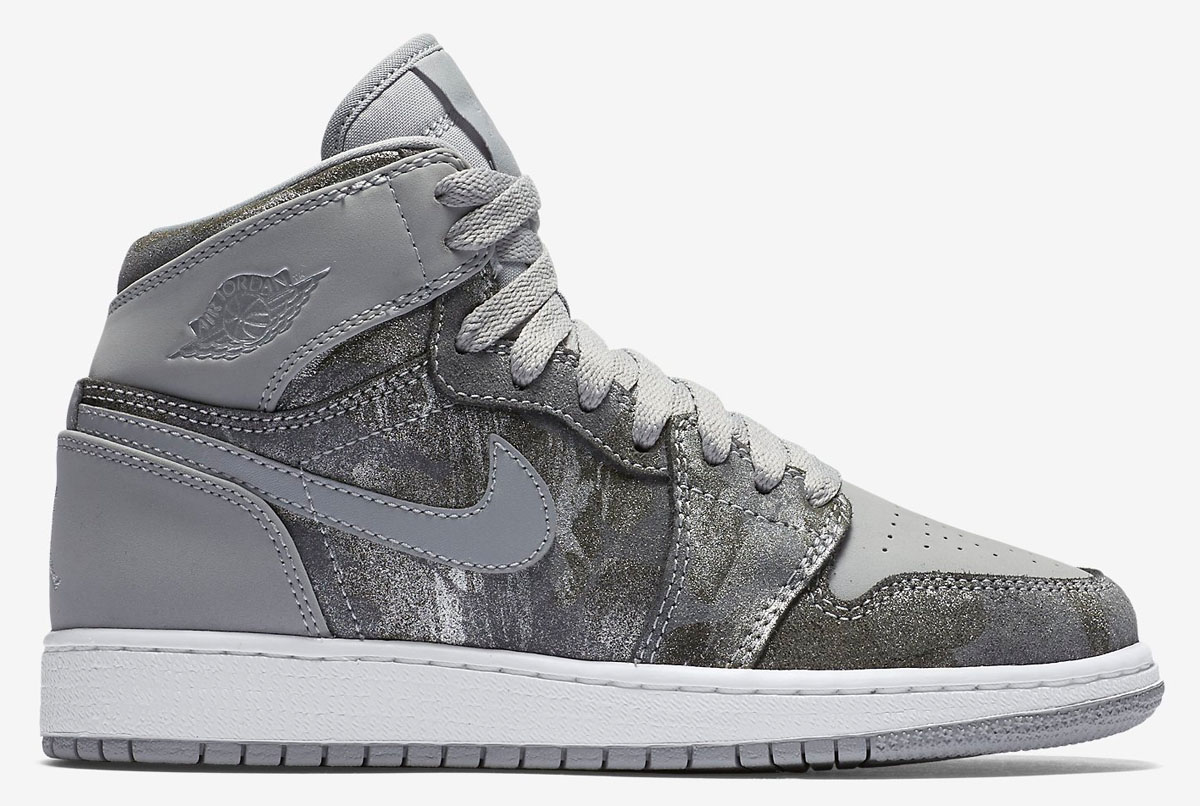 Air Jordan 1 GS All-Star Release Date 819664-004