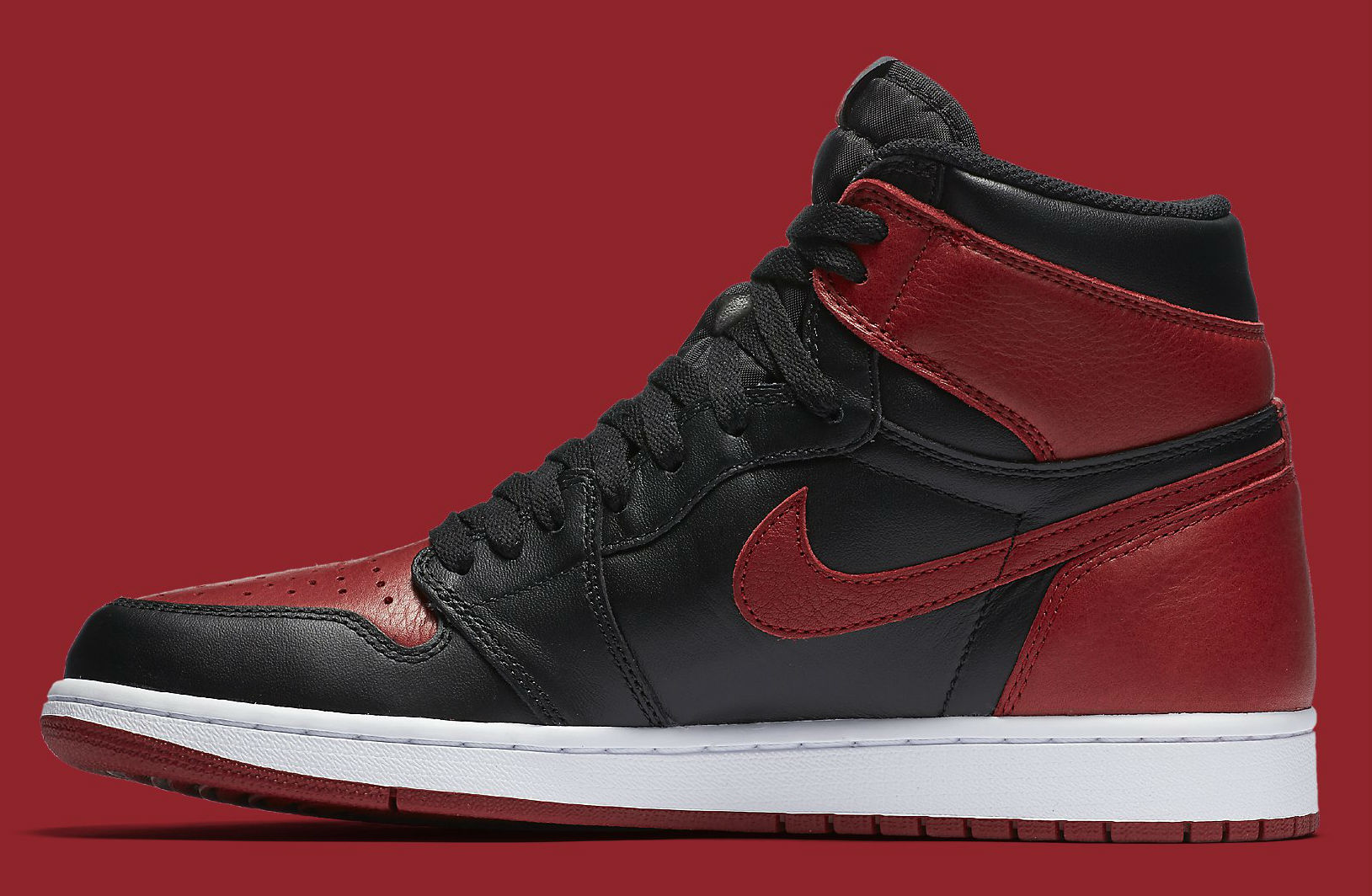 f0b874bec5748a Release Date  09 03 16. Color  Black Varsity Red-White Style    555088-001.  Price   160. Air Jordan 1 Banned Side 555088-001. Air Jordan 1 Banned  Medial ...