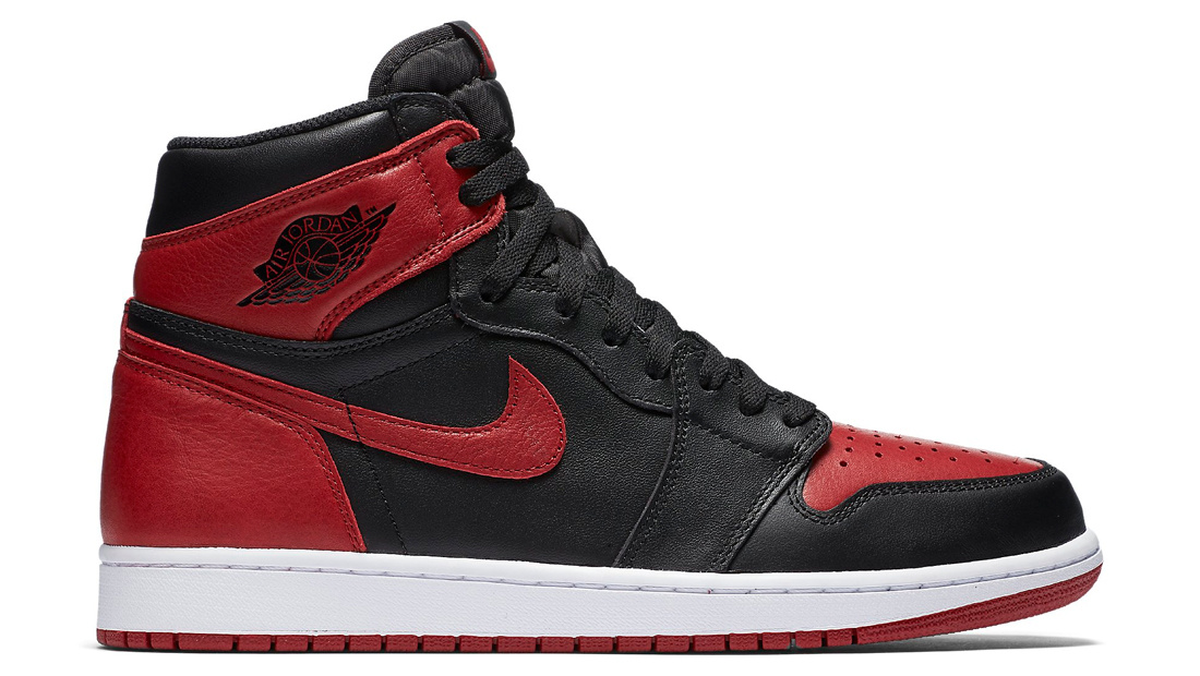 Air Jordan 1 High OG Retro Banned 2016 Sole Collector Release Date Roundup