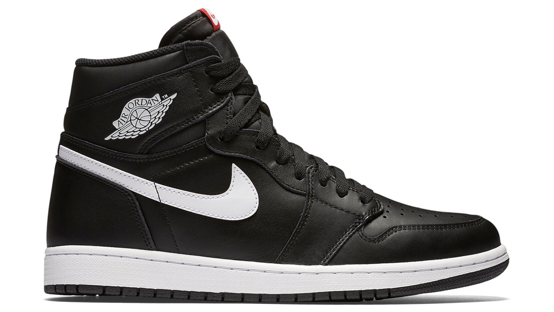 Air Jordan 1 Retro High OG Black White Yin Yang