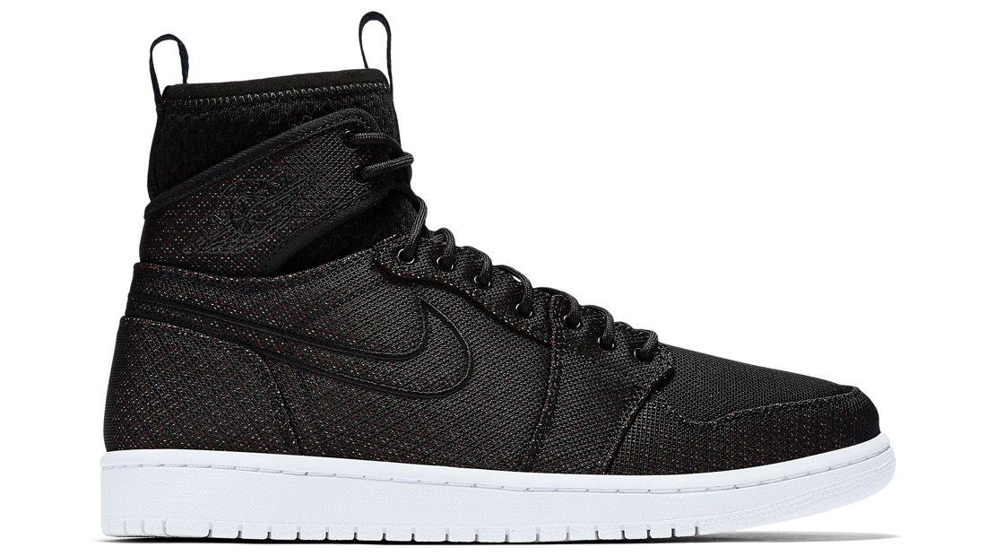 Air Jordan 1 Retro Ultra High Black White Release Date