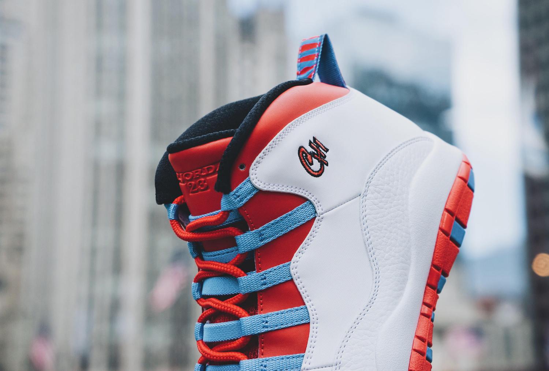 431707db88a Air Jordan 10 Chicago Flag | Sole Collector