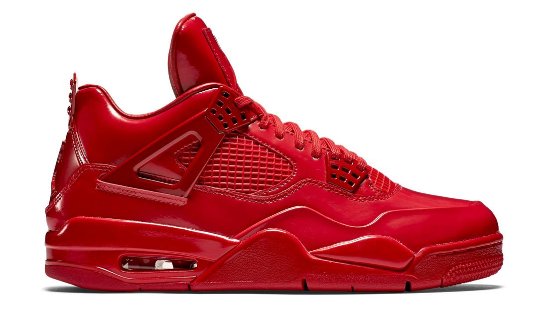 Air Jordan 11Lab4 University Red/White