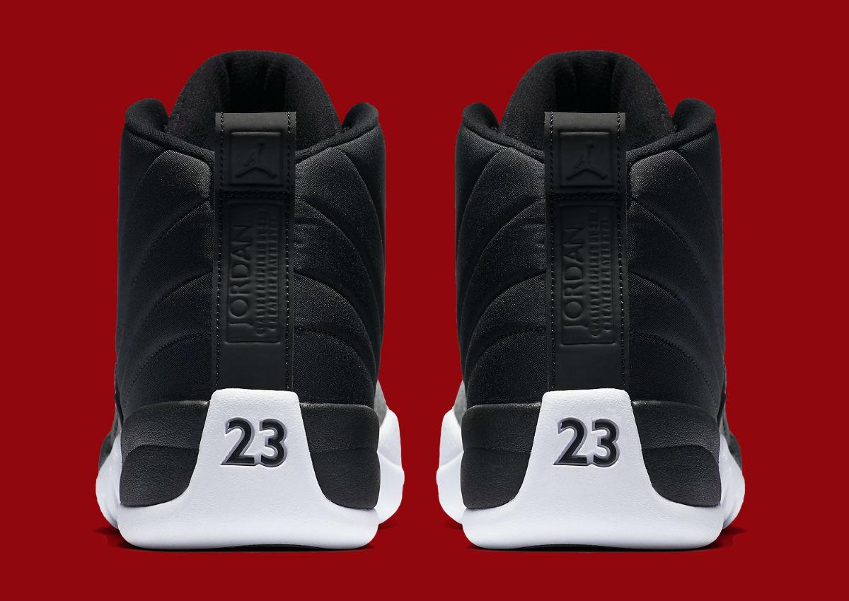 Air Jordan 12 Nylon Heel 130690-004