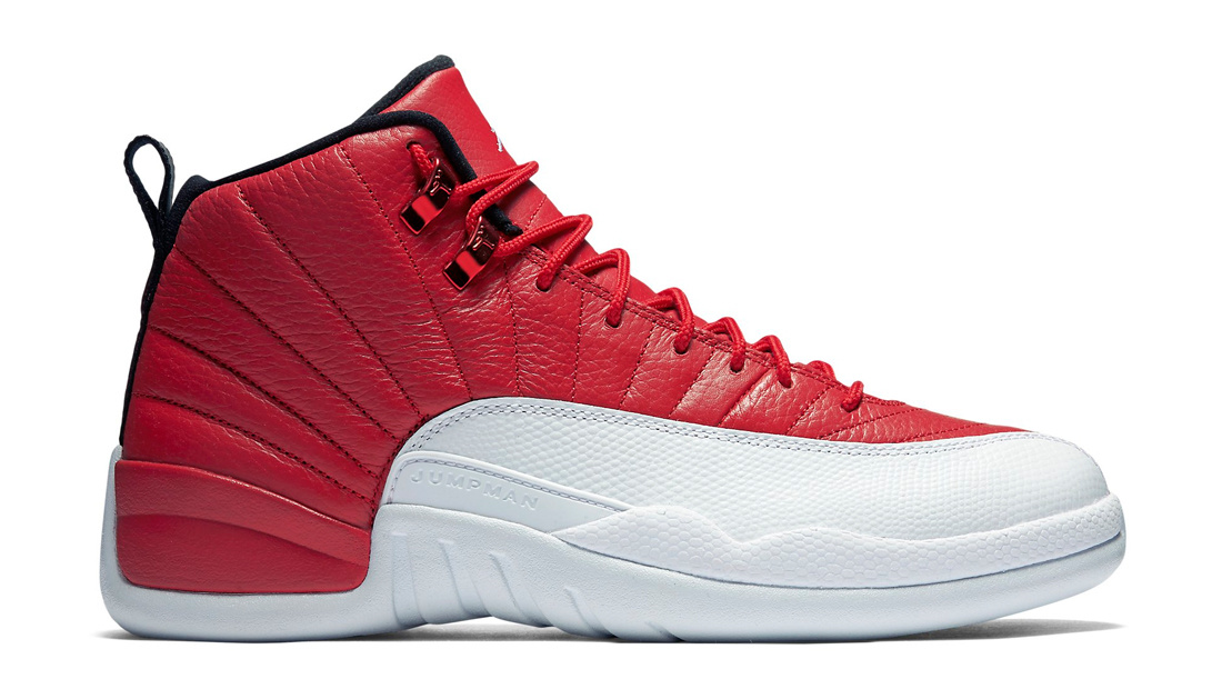 cad5bd5d0edd05 Air Jordan 12 Retro Alternate. Colorway  Gym Red Black-White