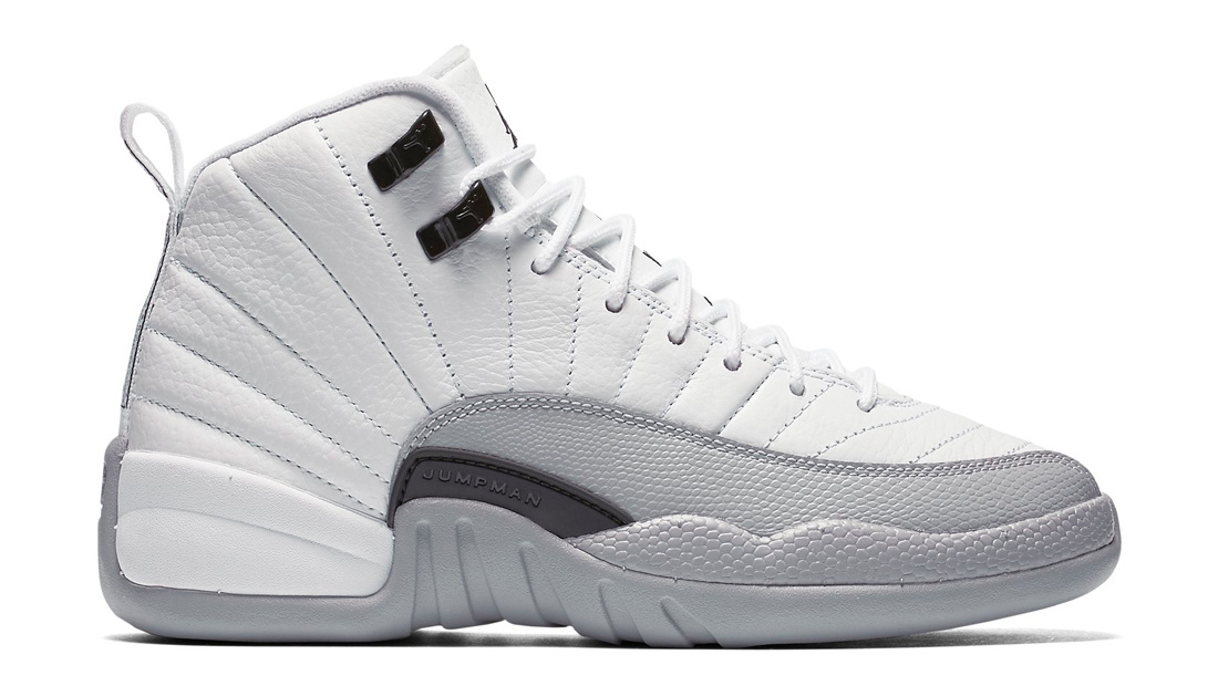 reputable site 48f93 fec47 Air Jordan 12 Retro GS Barons