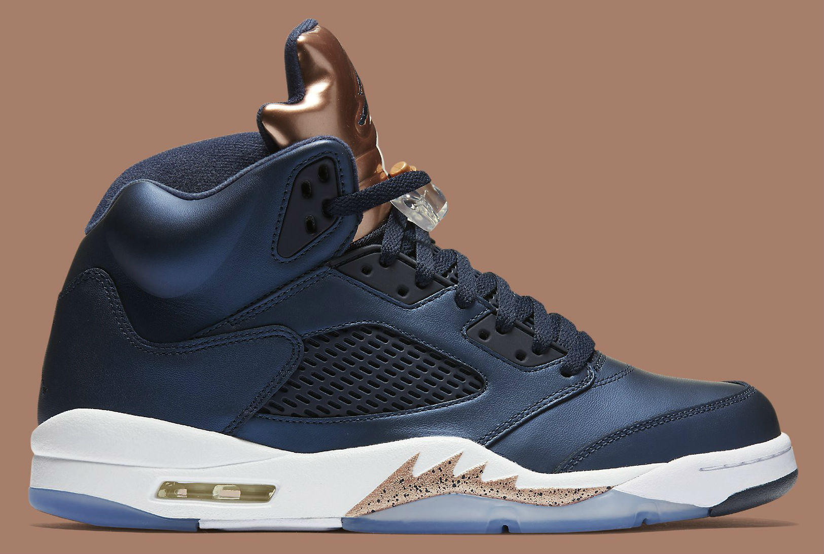 087bd33aa35d8 Air Jordan 5 Bronze Side 136027-416