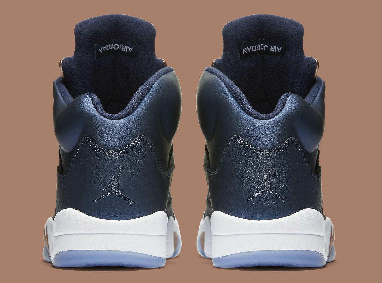47dd605a908b7d Air Jordan 5 Bronze Heel 136027-416