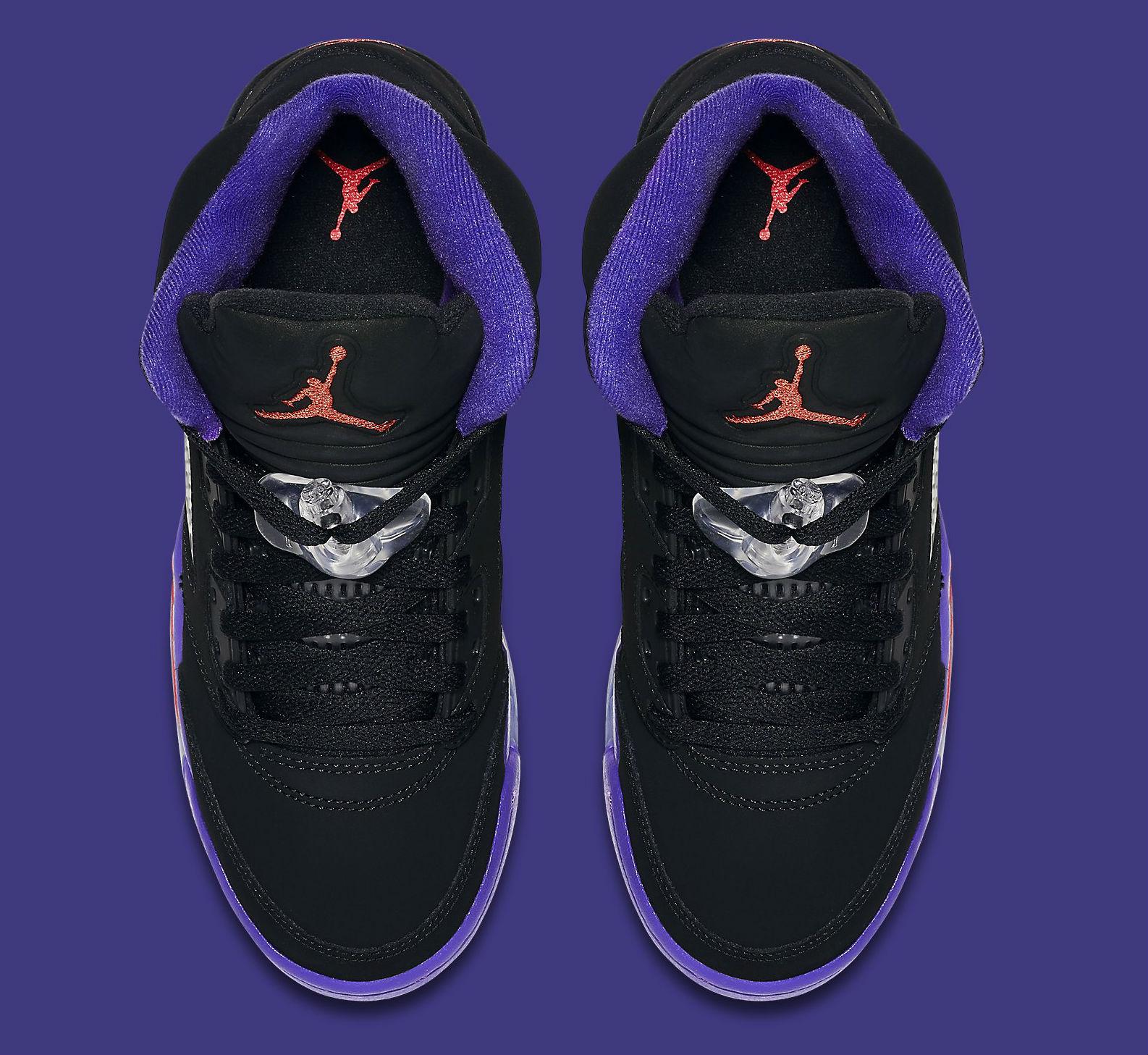 Air Jordan 5 GS Raptors Release Date Top 440893-017